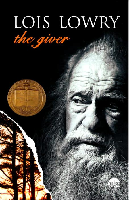 the giver book report characters Lois lowry has written three companion novels to the giver,  needed the book for a childs  service - blog - information for publishers - report an issue - help .
