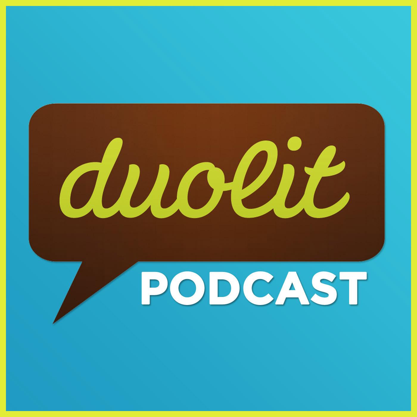 Duolit Self-Publishing and Book Marketing Podcast